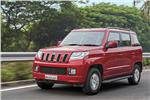 Mahindra TUV300 review, road test
