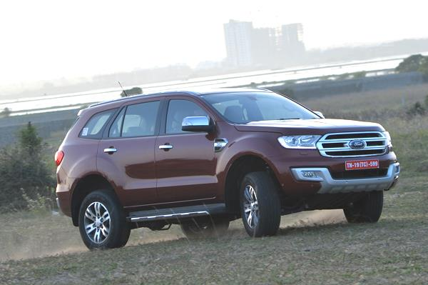 New Ford Endeavour India review, test drive