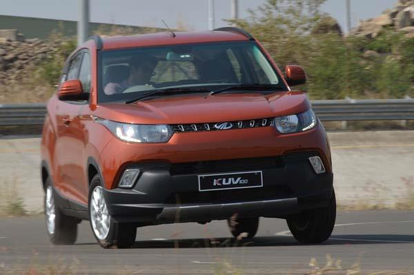 Mahindra KUV100 review, test drive