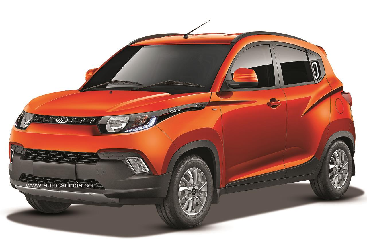 Mahindra KUV100: First look