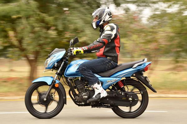 New TVS Victor review, test ride