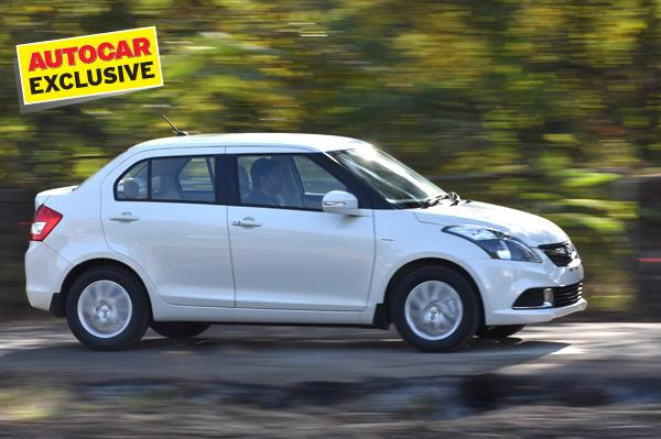 Maruti Dzire AMT review, test drive