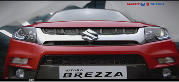 Maruti Vitara Brezza to be exported to right hand drive markets