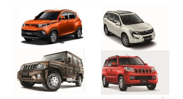 Mahindra records sales of 22,088 units in January 2016