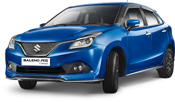 Maruti Baleno RS India bound this year