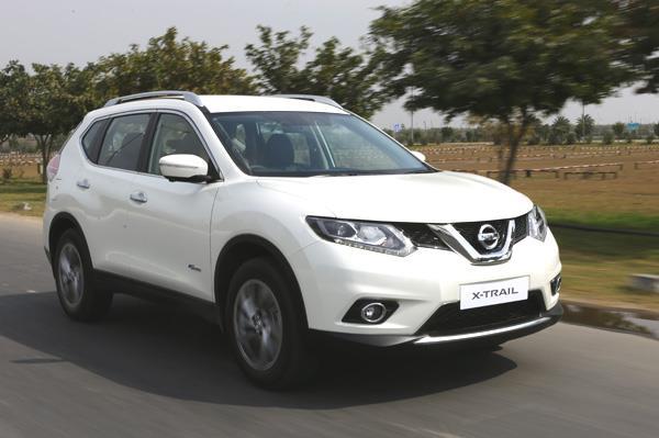 Nissan X-Trail Hybrid review, test drive