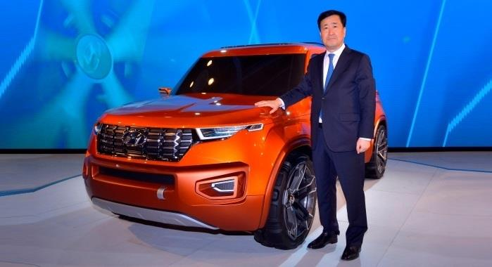 Hyundai to establish strategy for rapid growth in India