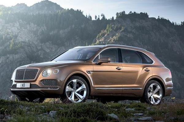 Bentley to expand Bentayga SUV line-up