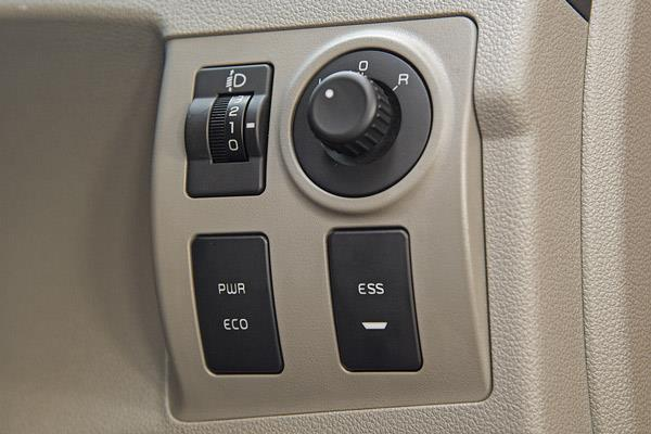 Diesel KUV gets driving modes. ESS is standard on both.