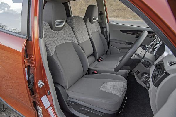 Six-seat versions will be welcomed by families, though three abreast is tight.