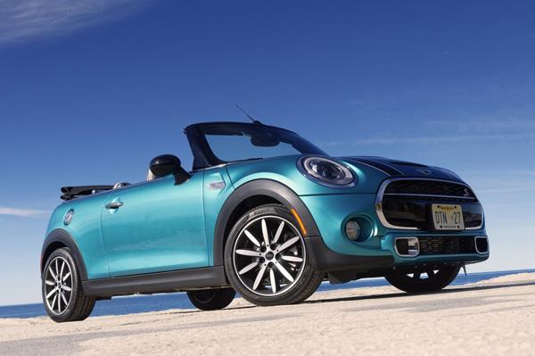 2016 Mini convertible review, test drive
