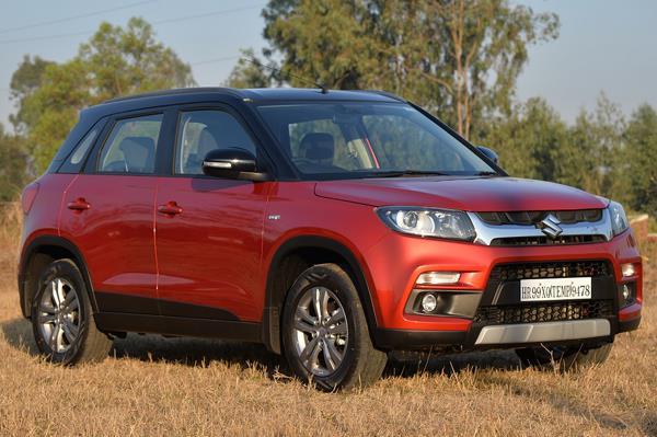 Maruti Vitara Brezza review, test drive