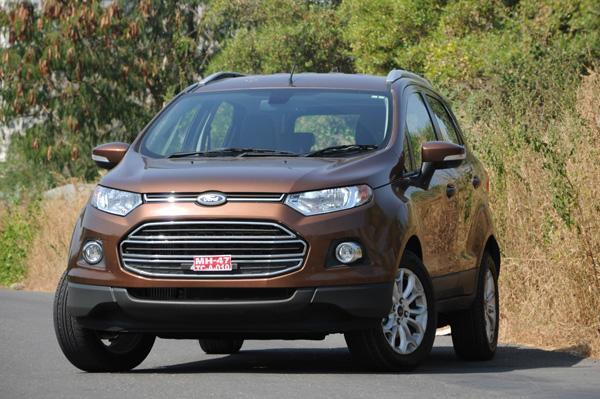 Brezza effect: Ford slashes Ecosport prices by upto Rs 1.12 lakh