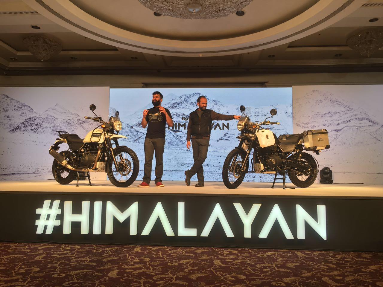 Royal Enfield Himalayan launched at Rs 1.55 lakh
