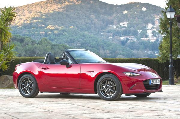 Mazda miracle
