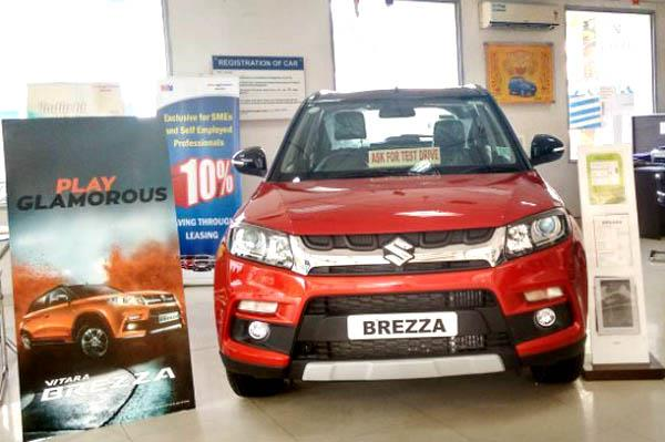 Wait for Maruti Vitara Brezza gets longer