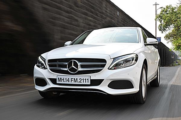Mercedes C 250d review, test drive