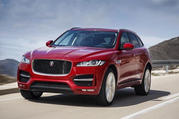 Jaguar F-Pace review, test drive