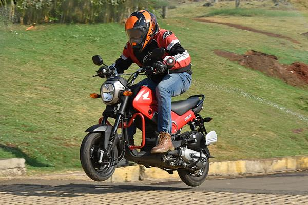 Honda Navi review, test ride