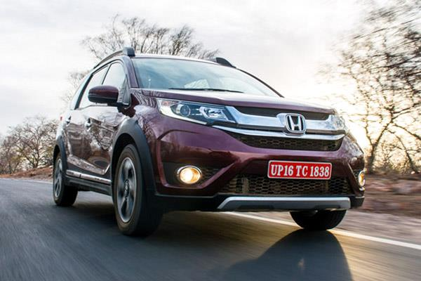 Honda BR-V: 5 things to know