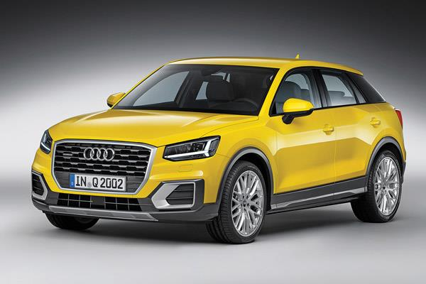 Audi Q2 SUV to target first-time luxury car buyers