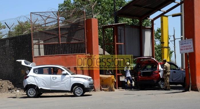 Mahindra starts export of KUV100