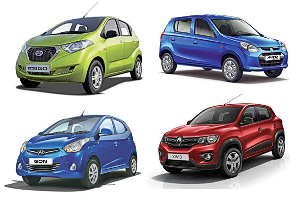 Datsun Redigo vs rivals: Specifications comparison