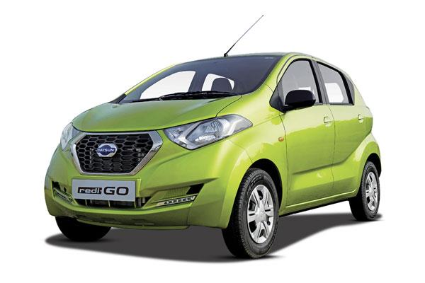 Datsun Redigo launch on June 7, 2016