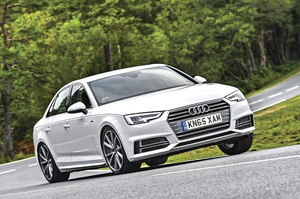 2016 Audi A4 review test drive