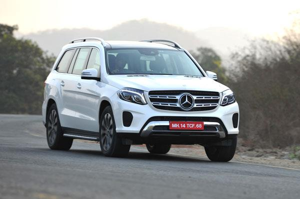 Mercedes GLS 350d review, test drive