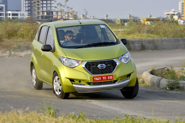 Datsun Redigo review, test drive