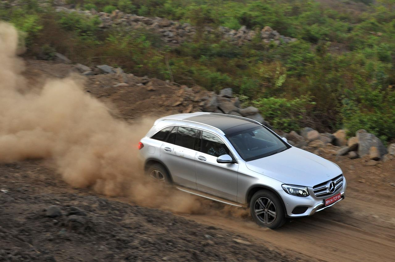 Mercedes GLC India review, test drive