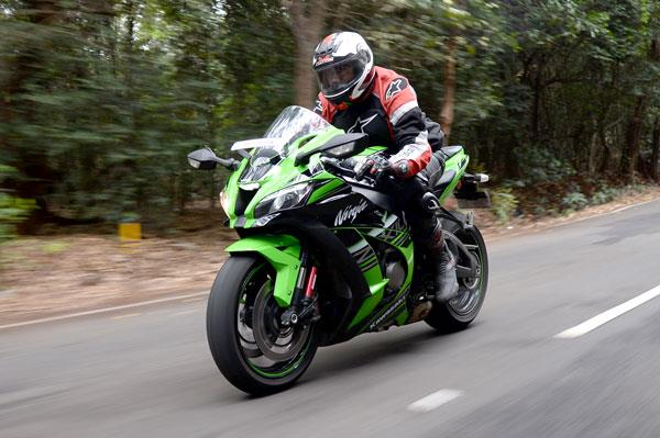 2016 Kawasaki Ninja ZX-10R review, test ride
