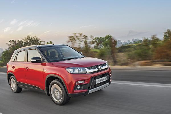 Maruti Vitara Brezza review, road test