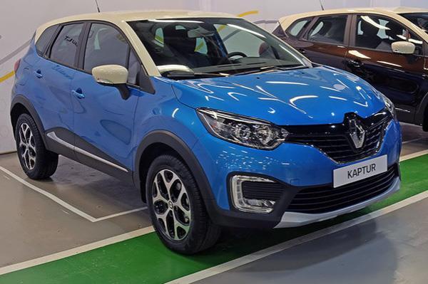 India bound Renault Kaptur: 5 things to know