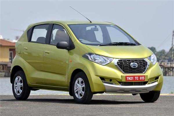 Datsun Redigo: 5 things to know