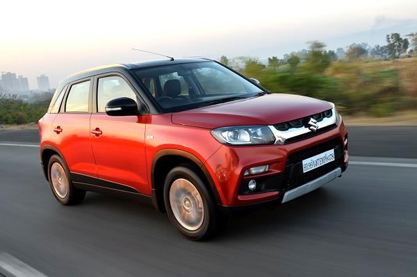 Vitara Brezza, Baleno lead Maruti sales pitch