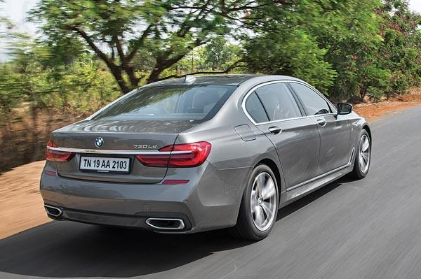 New 7-series looks more dynamic than its predecessor.