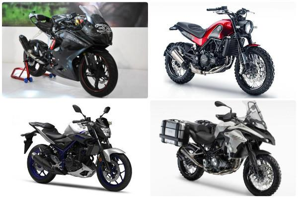 Upcoming new bikes for 2016-2017