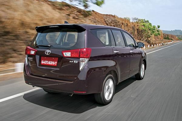 The Crysta comes 11 years after the original Innova.