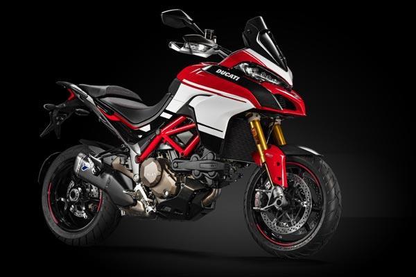 Ducati Multistrada 1200 Pikes Peak launched at Rs 20.06 lakh