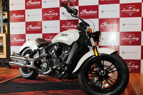 Indian Scout Sixty launched at Rs 11.99 lakh