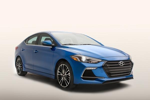 New Hyundai Elantra Sport with 204hp unveiled