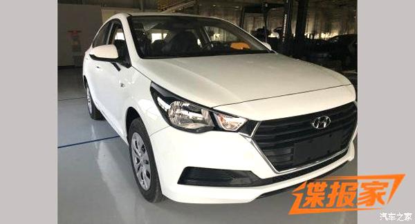 2017 Hyundai Verna to be showcased at Chengdu Motor Show