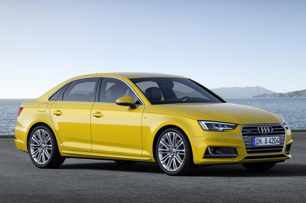 New Audi A4 India launch on September 8, 2016
