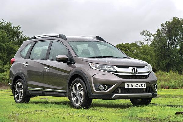 2016 Honda BR-V review, road test