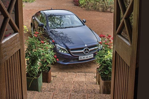Mercedes CLS 250 CDI long term review, final report
