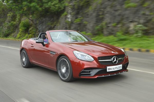 2016 Mercedes-AMG SLC 43 review, test drive