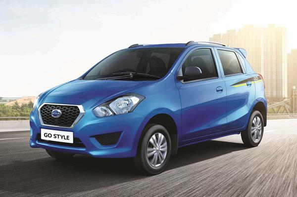 Datsun launches GO and GO+ Style editions
