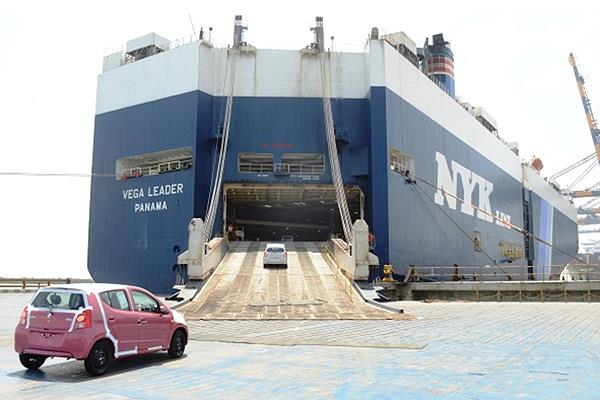 Maruti Suzuki to cut logistic costs via inland waterways